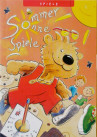 Kinderbuch von Hajo Blank: Sommer-Sonne-Spiele