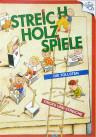 Kinderbuch von Hajo Blank: Streichholzspiele