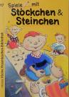Kinderbuch von Hajo Blank: Steinchenspiele