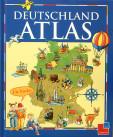 Kinderbuch von Hajo Blank: Deutschlandatlas für Kinder 1