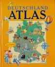 Kinderbuch von Hajo Blank: Deutschlandatlas für Kinder 3